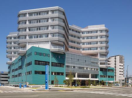 国家公務員共済組合連合会 浜の町病院