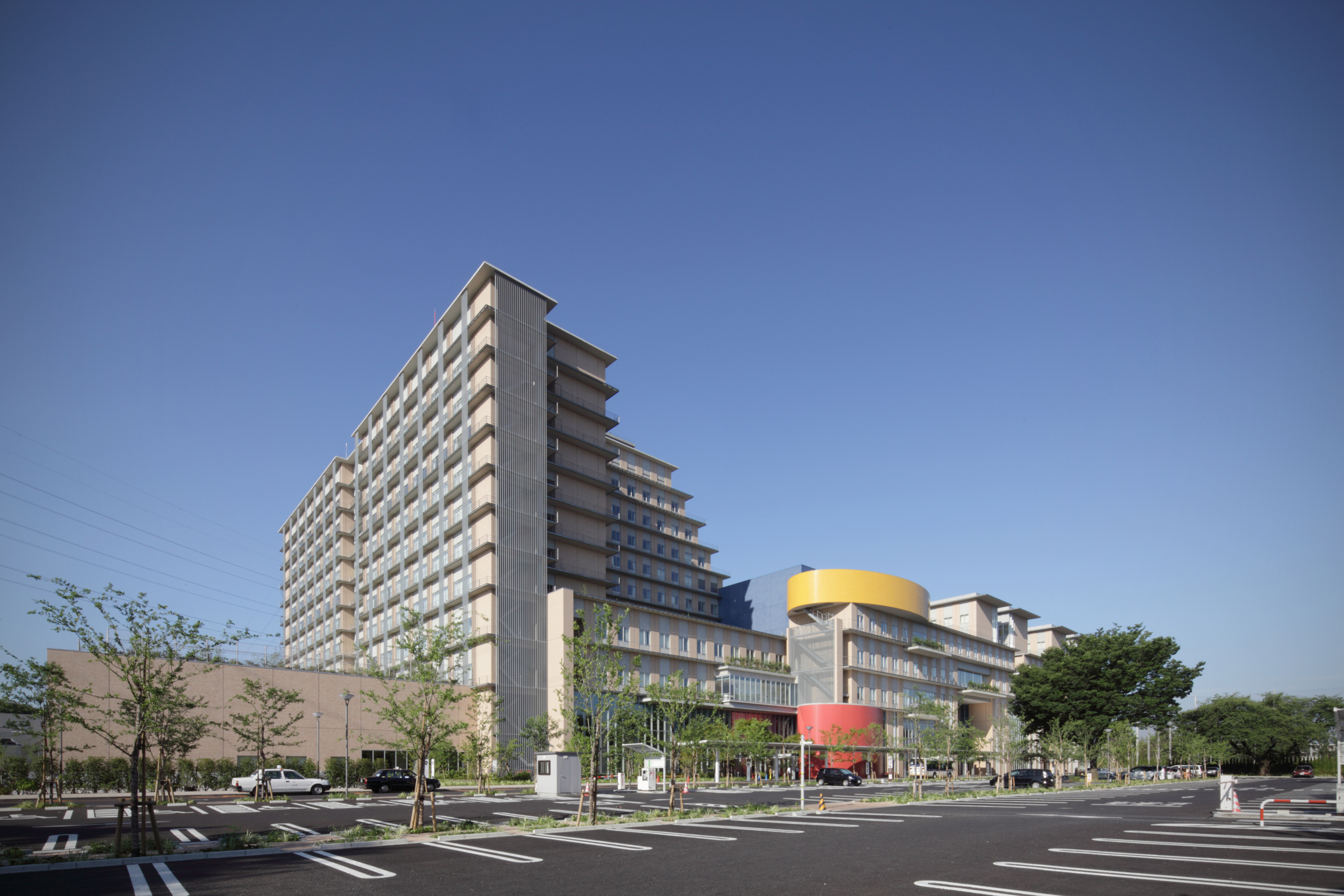 東京都立多摩総合医療センター・東京都立小児総合医療センター