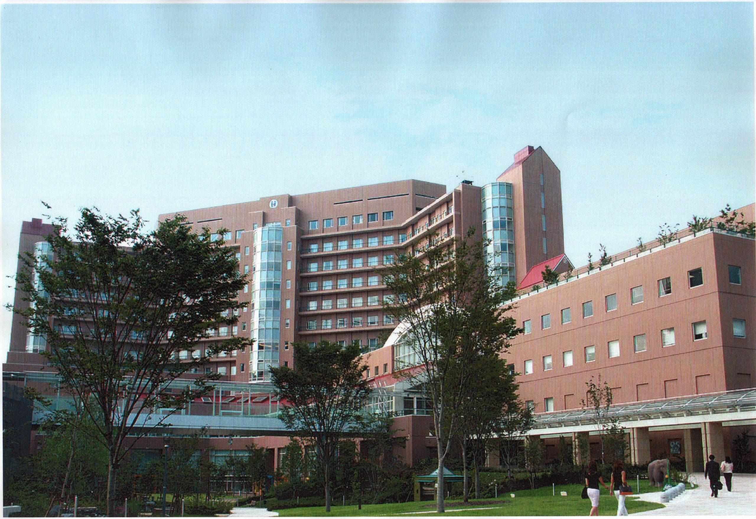 国立成育医療センター病院