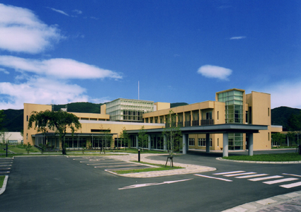 町立田沢湖病院・田沢湖町健康増進センター